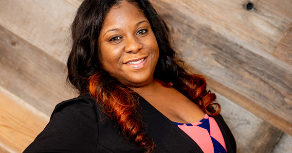 Tamika Franklyn, founder of Precision Franchise