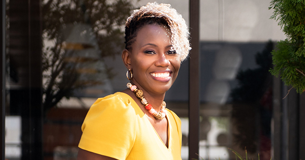 LaConya Murray, founder of Off The Mark IP Solutions